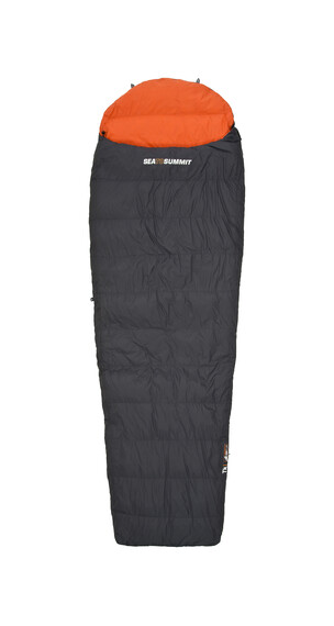Sea to Summit Trek TkI Sleeping Bag Long black